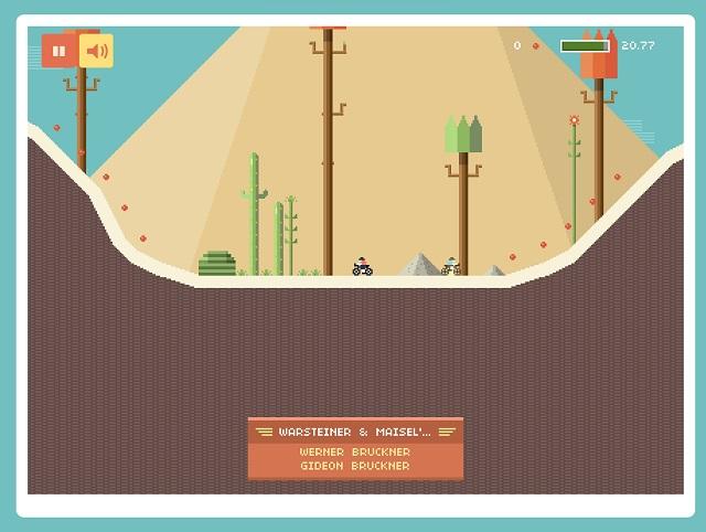 2014 Cape Epic/Tracker game