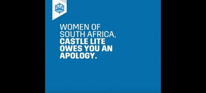 Castle Lite apology