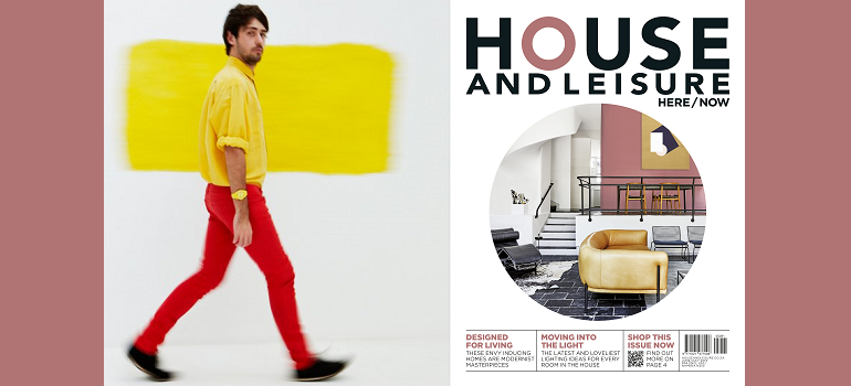 Charl Edwards and House & Leisure Jun-Jul 2019 cover