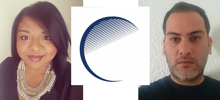 Cheryl Reddy, Eclipse PR logo, and Fareez Joulay