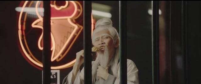 Chicken Licken Inner Peace TVC screengrab 02