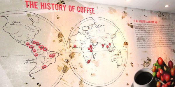 Clarion Weisenhof World Map
