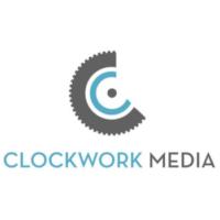 Clockwork Media logo