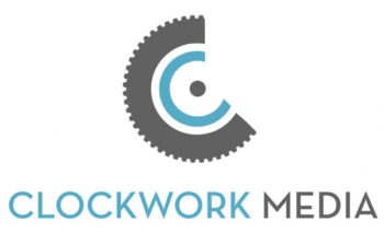 Clockwork Media logo