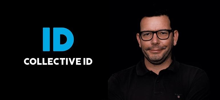Collective ID logo and John Davenport