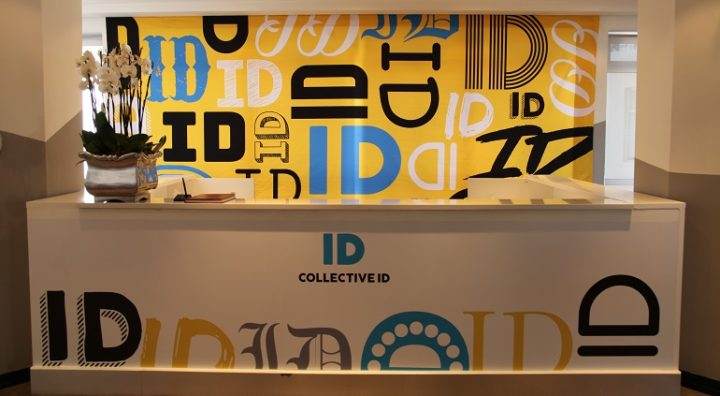 Collective ID reception