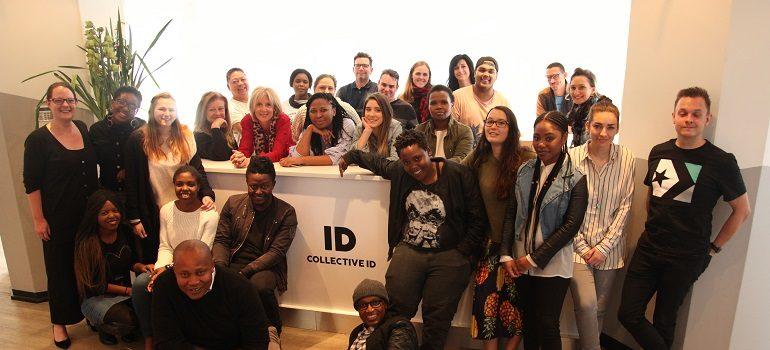 Collective ID team photo