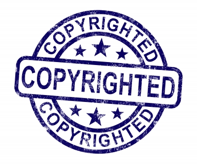 Copyrighted Stamp by Stuart Miles courtesy of FreeDigitalPhotos.net
