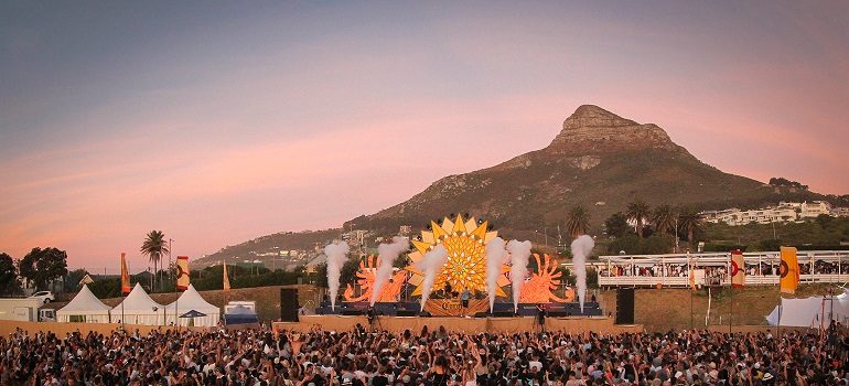 Corona Sunset Festival by The Unit