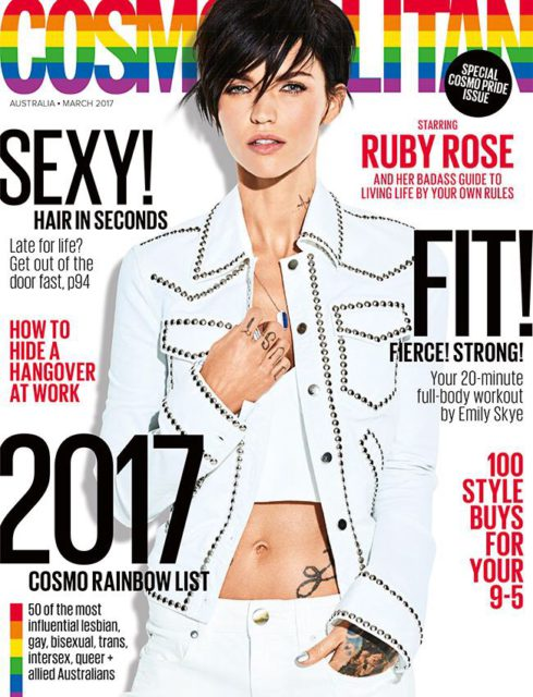 Maglove The Best Magazine Covers This Week 21 July 2017: MagLove: The Best Magazine Covers This Week (10 March 2017