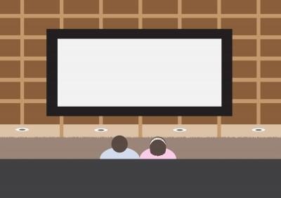 Couple Watching TV by jennythip courtesy of FreeDigitalPhotos.net