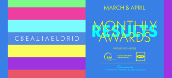 Creative Circle results March & April 2019