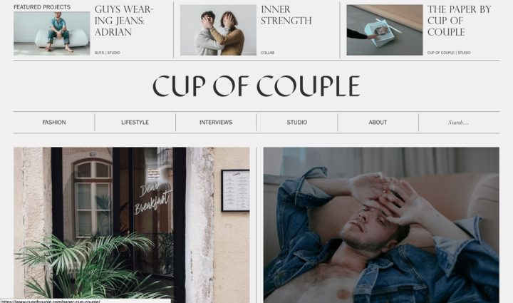 Cup of Couple, online, June 2018