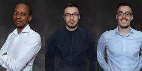 DarkMatter: Kopano Boikanyo, Charl Olivier and Xavier Olivier