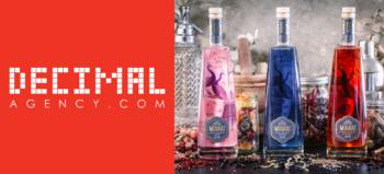 Decimal Agency and Mirari Gin