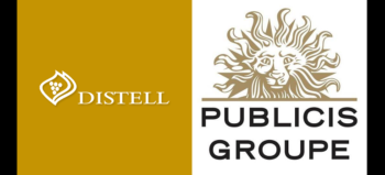 Distell logo and Publicis Groupe logo