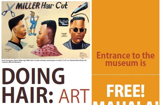 Doing Hair - Hair and Art in Africa - Wits Art Museum
