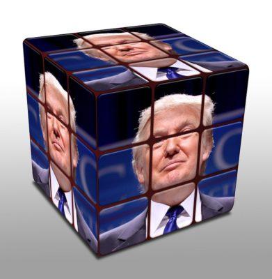 Donald Trump courtesy of Pixabay.com