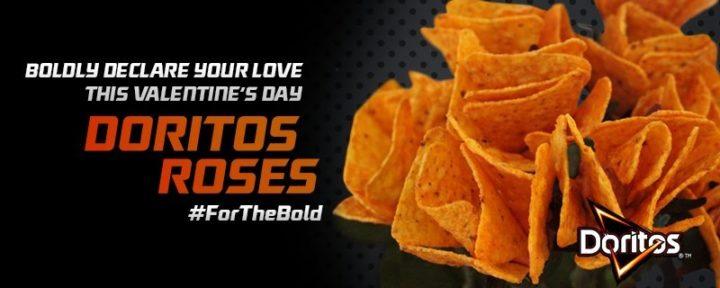 Doritos Roses #ForTheBold