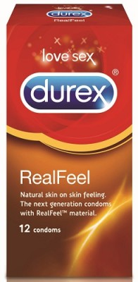 Durex RealFeel packshot