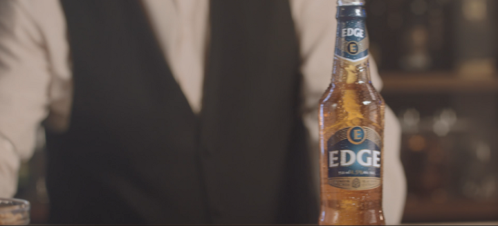 EDGE Where Beer and Cider Meet TVC screengrab