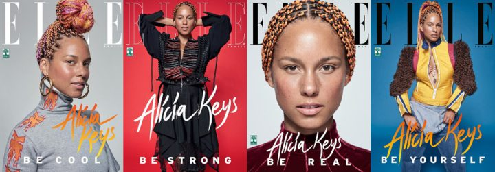 ELLE Brasil, September 2017 - Alicia Keys 1-4