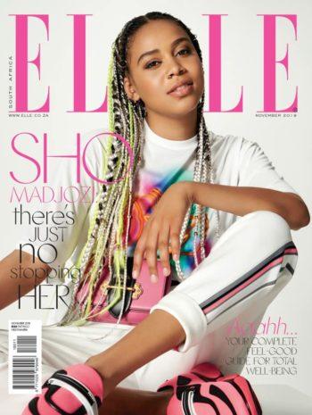 Elle South Africa, November 2018
