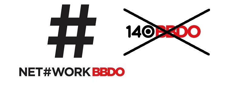 End of 140 BBDO