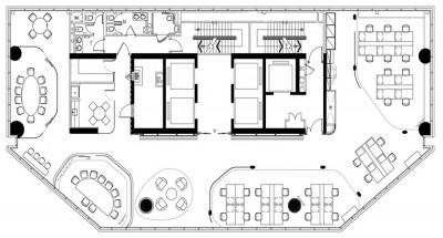 Every Ad Agency - office plan for the future
