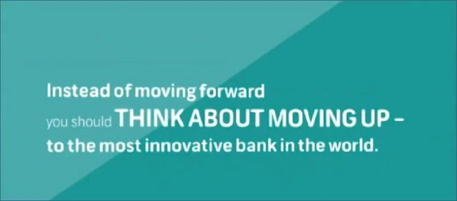 FNB Switch ATM: Instead of moving forward, you should think about moving up — to the most innovative bank in the world