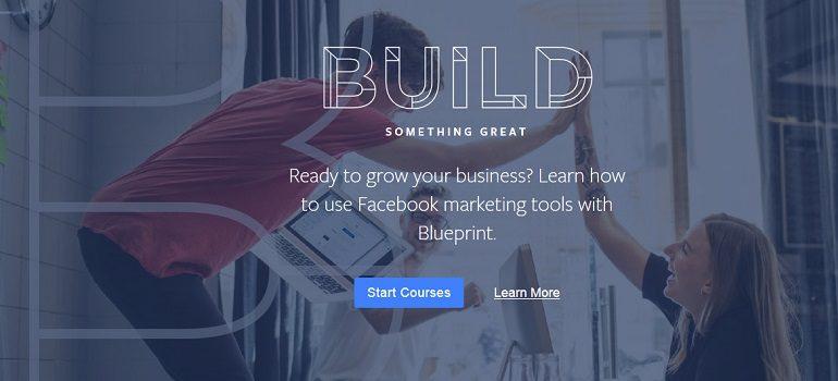 Training with facebooks blueprint platform marklives facebook blueprint malvernweather Choice Image