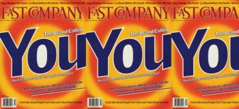 Fast Company Brand You cover