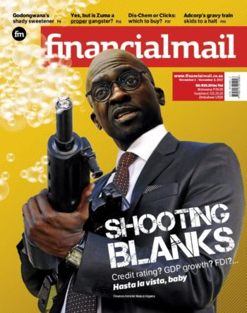 Financial Mail, 2-8 November 2017 - Malusis Gigaba