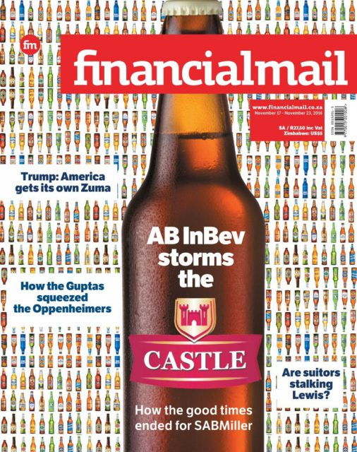 Financial Mail (South Africa), 17 November 2016