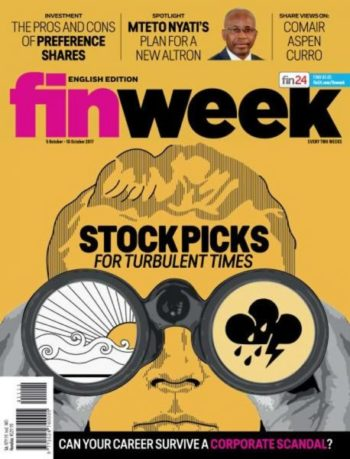 Finweek, 5-18 October 2017