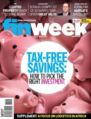 Finweek, 7-20 February 2019