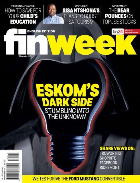 Finweek (South Africa): 17 November 2016