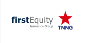 First Equiry Insurance Group logo and TNNG logo