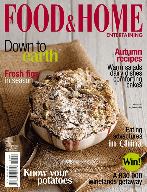 Food & Home 4 April 2012