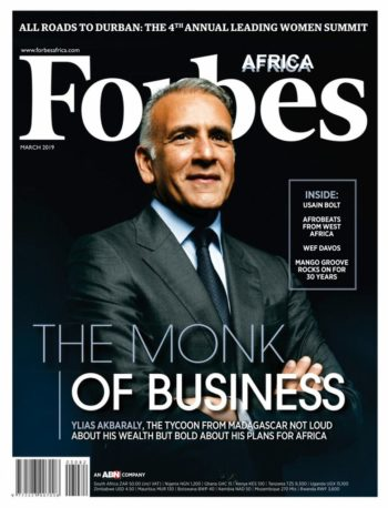 Forbes Africa, March 2019