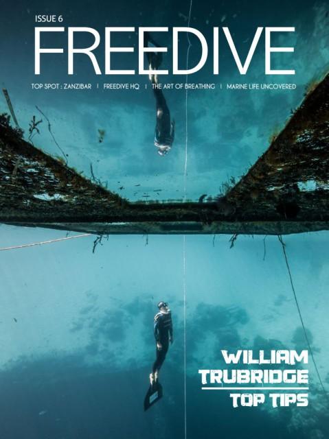 Freedive Magazine, Issue 6