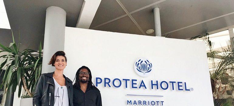 Gabrielle Weinstein & Avukile Mabombo slider