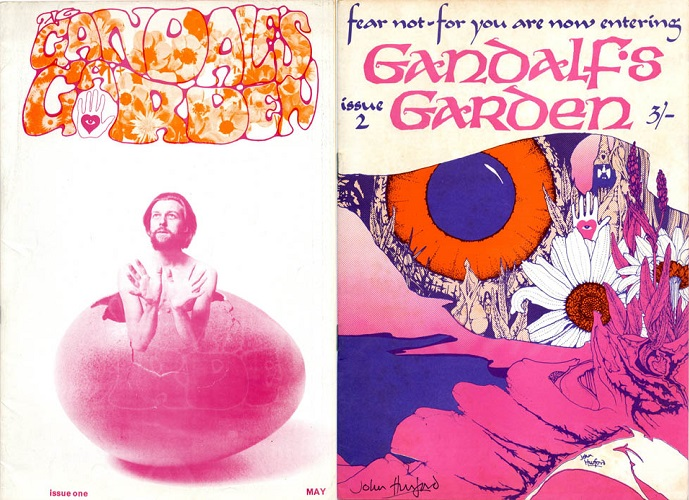Gandalf's Garden, issues 1 and 6