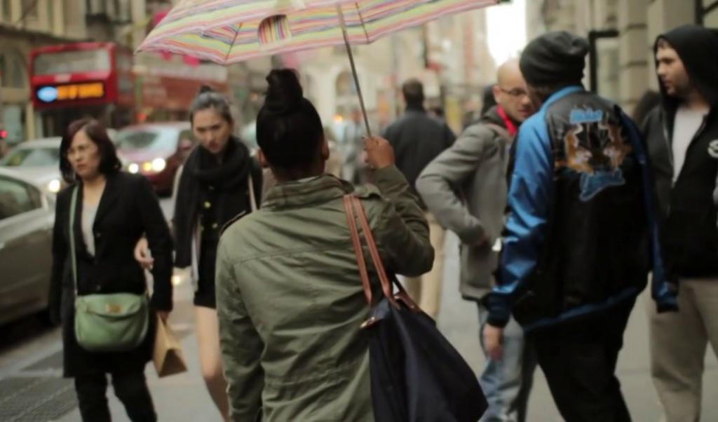 Gareth Pearson Video of New York