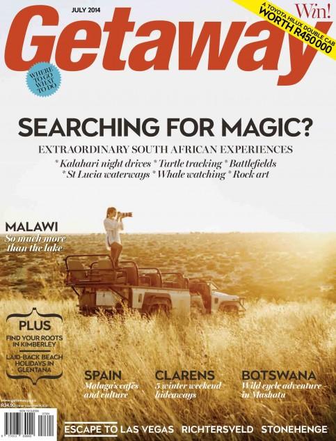 Getaway, July 2014