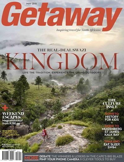 Getaway, May 2015