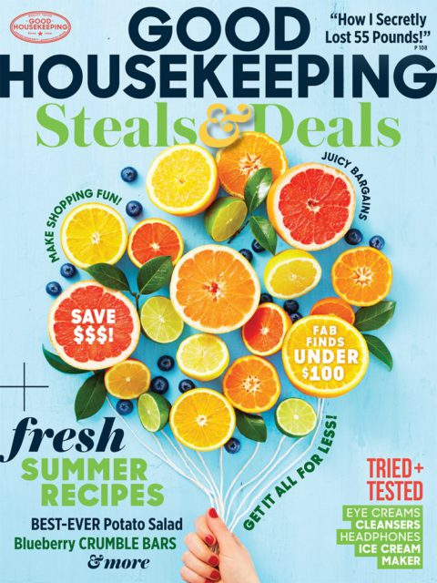 Good Housekeeping, July 2016