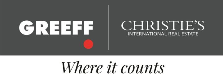 Greef Christie's International Real Estate logo