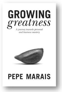 Growing Greatness book cover