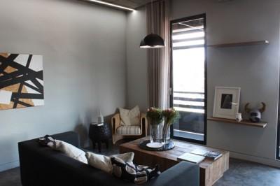 Hallmark House, Maboneng: interior
